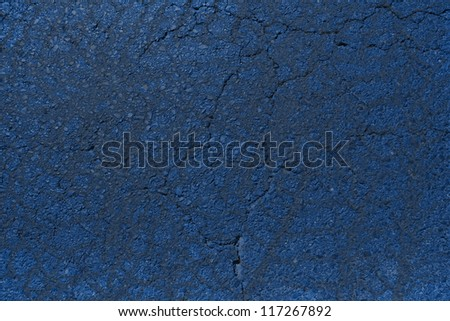 Grunge  dark blue texture - stock photo