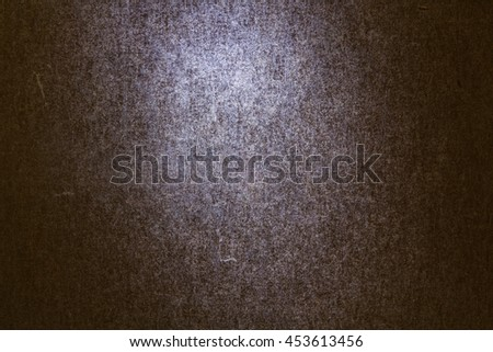 Grunge Dark Paper Texture, Vignette Background
