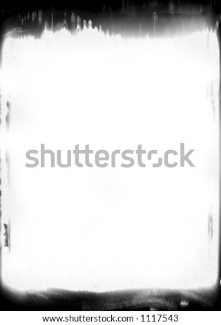 Grunge frame (Hi Res)High resolution very detailed. - stock photo