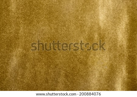 grunge gold background design layout - stock photo