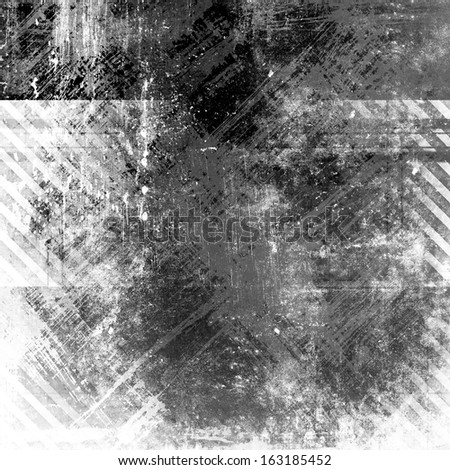 Grunge gray background - stock photo