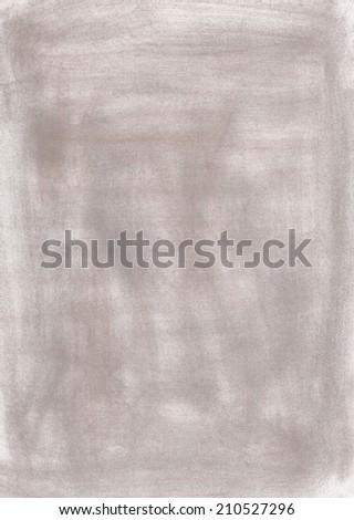 Grunge hand drawn background textured paper in light brown - stock photo