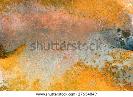 Grunge metal abstract background for design purpose