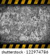 Grunge metal background - stock photo