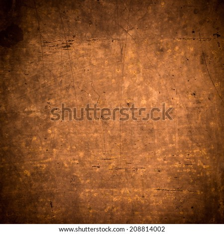 grunge metal background and texture - stock photo