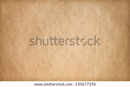 grunge old paper texture - stock photo
