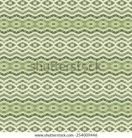 grunge old textile pattern background  - stock photo