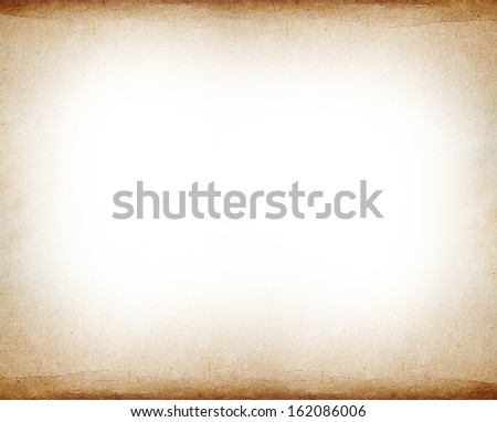 grunge paper texture - stock photo