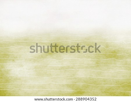 Grunge paper texture with abstract drawing lines. - stock photo
