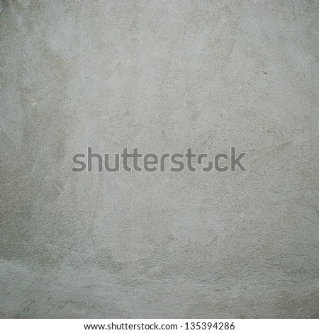 Grunge plaster or concrete texture or background. - stock photo