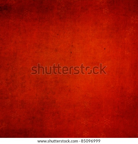 Grunge red illustration for background - stock photo