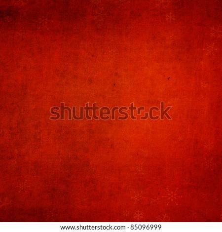 Grunge red illustration for background - stock photo