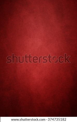 Grunge red paper background or texture, Old Paper use as background and space for text. - stock photo