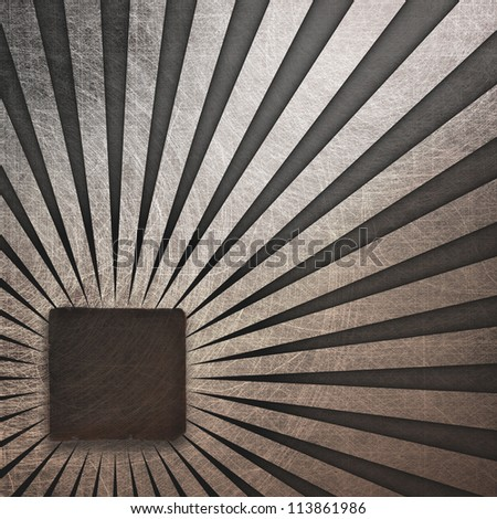 grunge retro paper texture, abstract beam background - stock photo