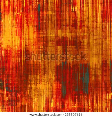 Grunge retro texture, elegant old-style background. With different color patterns: red; orange; brown; yellow - stock photo