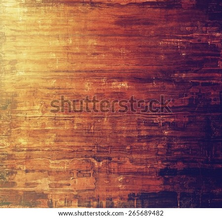 Grunge retro vintage texture, old background. With different color patterns: yellow (beige); brown; purple (violet) - stock photo