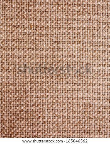 grunge sacking texture for background. - stock photo