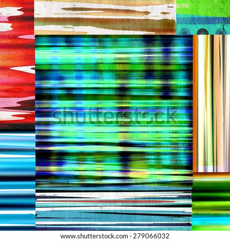grunge stripes abstract background design with texture - stock photo