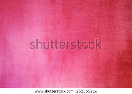 grunge   texture on bright red gradient abstract background - stock photo
