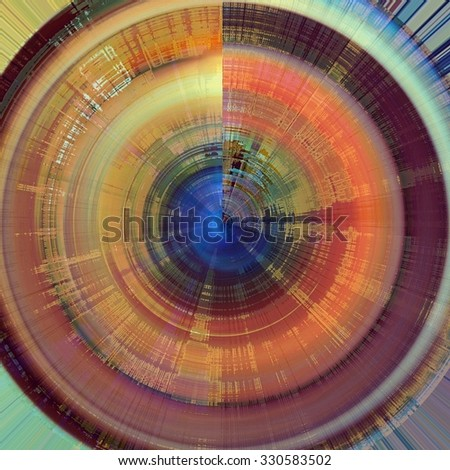 Grunge texture or background with space for text. With different color patterns: yellow (beige); brown; purple (violet); red (orange); blue - stock photo