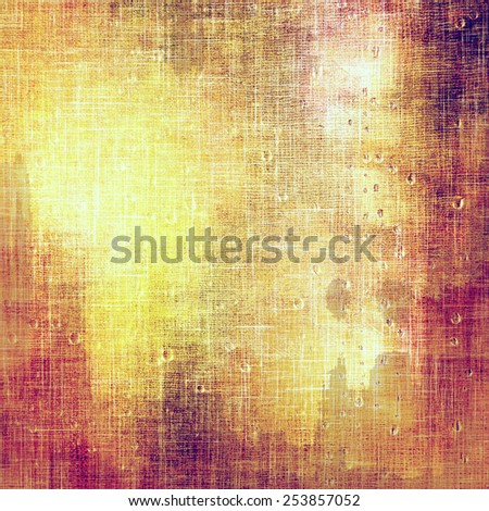 Grunge texture, Vintage background. With different color patterns: yellow (beige); brown; purple (violet); pink - stock photo
