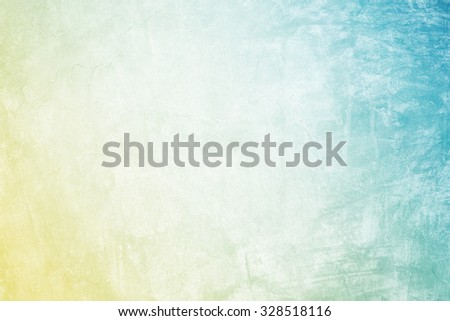 grunge texture with pastel gradient color abstract background       - stock photo