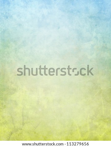 Grunge textured background with copyspace - stock photo