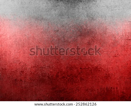 grunge textured red and black wallpaper design for graphic art projects and website layouts - stock photo