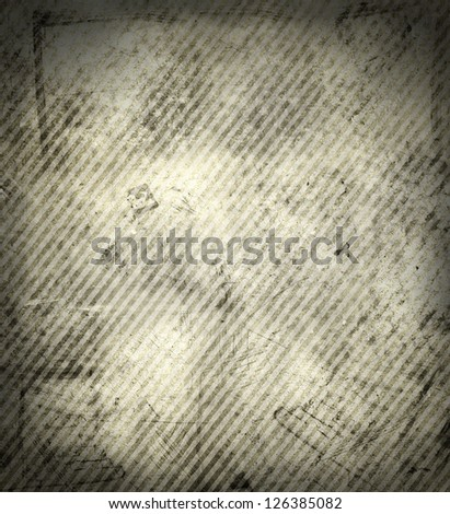 Grunge textured wall. Copy space - stock photo