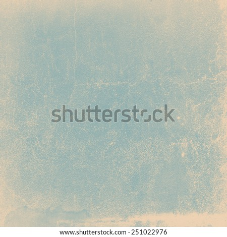grunge vintage background, old wall texture - stock photo