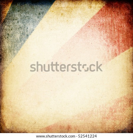 Grunge vintage paper background. - stock photo