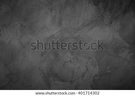 grunge wall background with space for text or image - stock photo