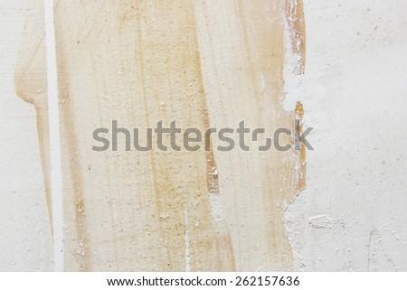 Grunge wall texture - stock photo