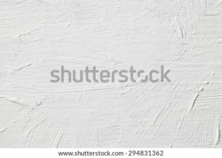 Grunge White Background Cement Old Texture Wall - stock photo