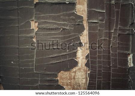 Grunge wood background - stock photo