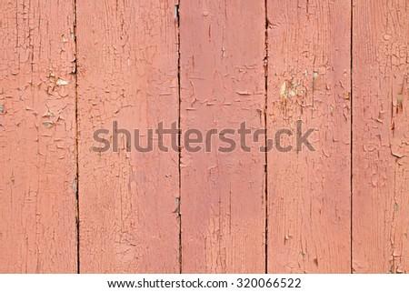 Grunge wood background. - stock photo