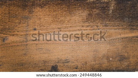 Grunge wood texture - stock photo
