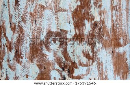 Grunge wood texture background old panel  - stock photo