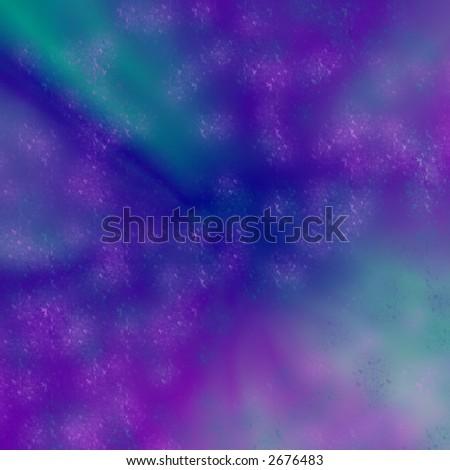Grungey purple fade - stock photo