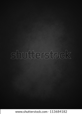 Grungy black texture background for multiple use - stock photo