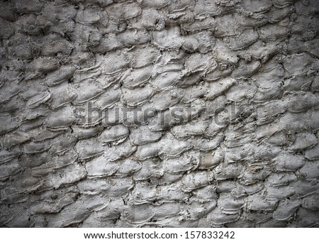 Grungy wallpaper. Cement concrete wall