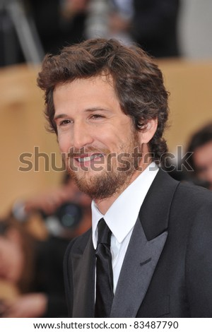 "Guillaume Canet at the premiere of Woody Allen's ""You Will Meet A Tall Dark Stranger"" at the 63rd Festival de Cannes. May 15, 2010  Cannes, France Picture: Paul Smith / Featureflash - stock photo"