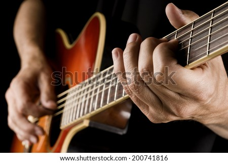 Guitarist Stock Photos, Images, & Pictures | Shutterstock