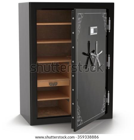 Gun Safe Stock Images, Royalty-Free Images & Vectors   Shutterstock
