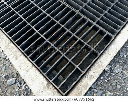 Drainage Grate Stock Images Royalty Free Images Amp Vectors