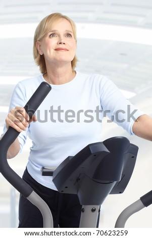 Gym - stock photo