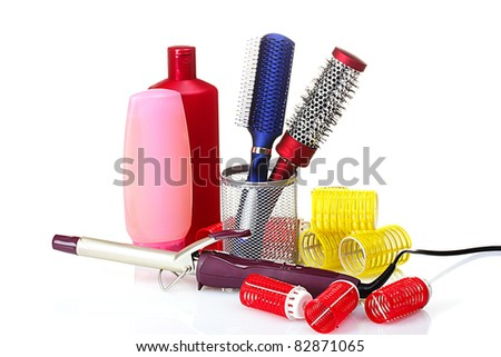 hair accessory - stock photo