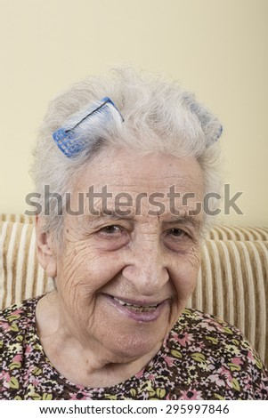 hair do - stock photo