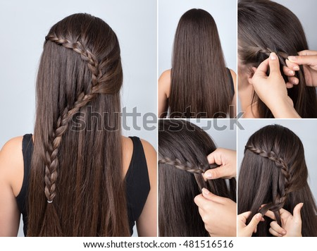 Awesome Hairstyles Stock Photos Royalty Free Images Amp Vectors Shutterstock Short Hairstyles For Black Women Fulllsitofus