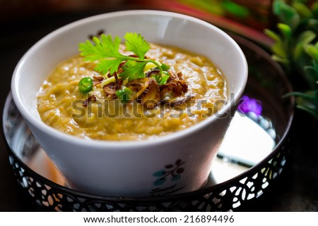 Haleem - stock photo